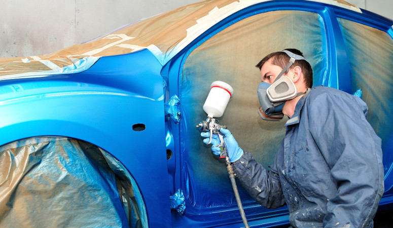 What Is Cost For Auto Ceramic Auto Paint Job